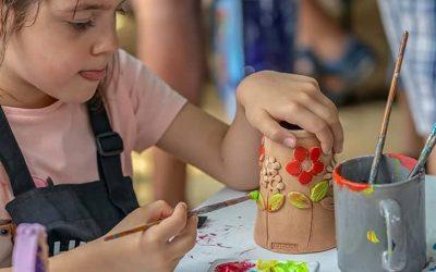 Keramikos ir rankdarbių būrelis