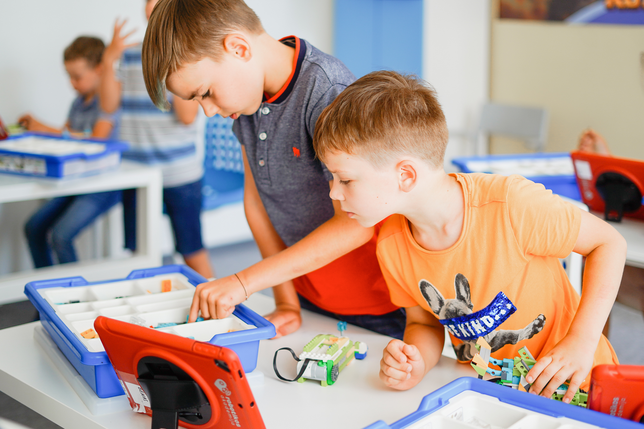 Būrelis užsiėmimas vaikams