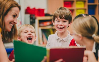Vaikų ir paauglių anglų kalbos mokymas mokyklose
